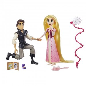 Disney Tangled The Series Royal Proposal Figure - 2 Pack