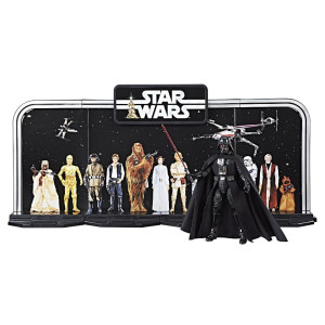Star Wars: The Black Series 40th Anniversary 6 inch Action Figure Legacy Pack - Darth Vader