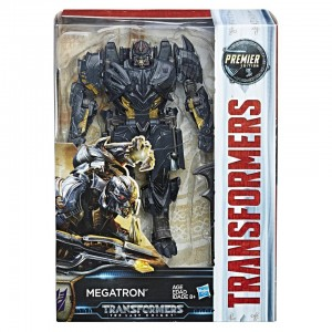 Transformers: The Last Knight Premier Edition Voyager Class Action Figure - Megatron