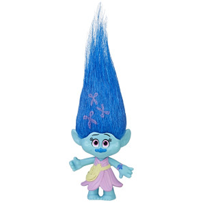 DreamWorks Trolls 5-inch Collectible Figure with Printed Hair - Maddy