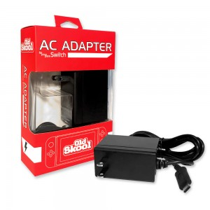 Old Skool AC Adapter for Nintendo Switch - 5 foot