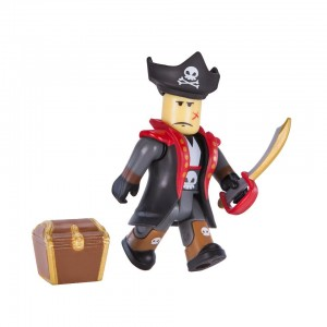 Roblox Series 1 Action Figure - Captain Rampage