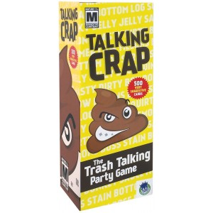 Talking Crap The Trash Talking Party Game