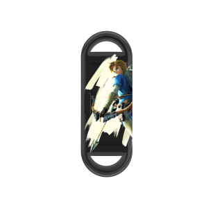 Nintendo Switch Secure Game Case Zelda Edition - Black