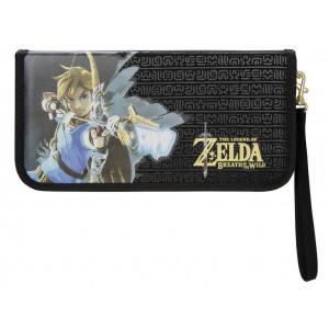Nintendo Switch Zelda Themed Console Case - Black
