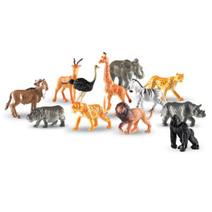Learning Resources Jungle Animal Counters - Set of 60