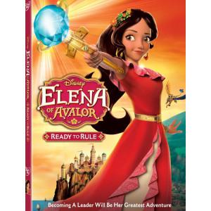 Disney Elena of Avalor: Ready to Rule DVD
