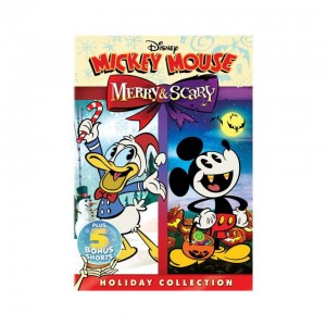 Disney Mickey Mouse: Merry & Scary Holiday Collection DVD
