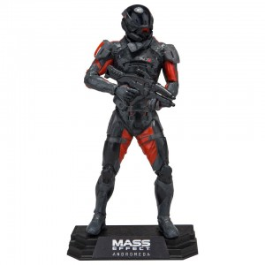 McFarlane Toys Mass Effect 7 inch Collectible Action Figure - Scott Ryder