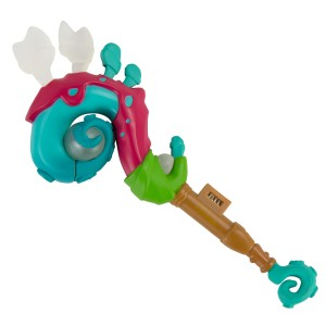 Lightseekers Weapon Pack and Trading Card Pack - Tempest Rod