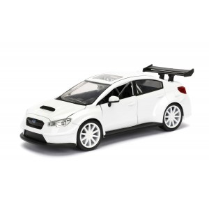 Fast and Furious 1:24 Scale Diecast Vehicle - Subaru WRX White