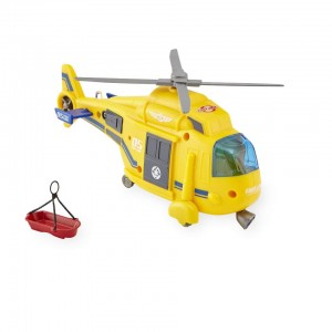 Fast Lane Lights and Sounds 6 inch Vehicle - Helicopter
