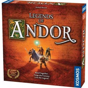 Kosmos Legends of Andor Board Game