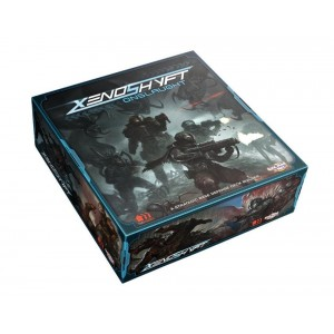 Cool Mini Or Not XenoShyft Onslaught Board Game