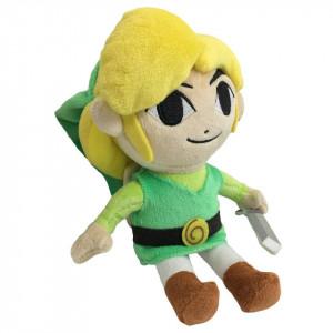 Nintendo World Legend of Zelda 8 inch Stuffed Figure - Link