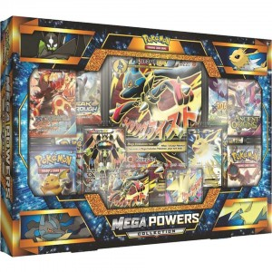Pokemon Mega Powers Collection Trading Card Game