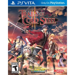 The Legend of Heroes: Trails of Cold Steel II for Sony PS Vita