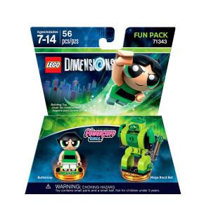 LEGO Dimensions Powerpuff Girls Fun Pack - Buttercup and Mega Blast Bot