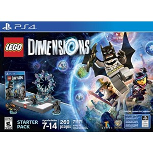 LEGO Dimensions Starter Pack for Sony PS4