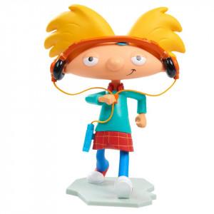 Nick 90's Hey Arnold! 6 inch Vinyl Figure - Arnold