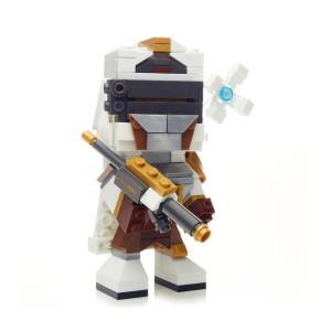 Mega Construx Kubros Destiny Hunter