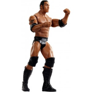 WWE Summerslam 6 inch Action Figure - The Rock
