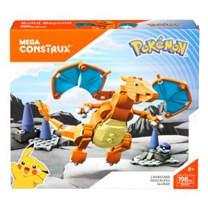 Mega Construx Building Set - Pokemon Charizard Figure