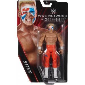 WWE Network Spotlight 6 inch Action Figure - Sting
