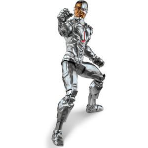 DC Comics Justice League True-Moves Series 12 inch Action Figure - Cyborg
