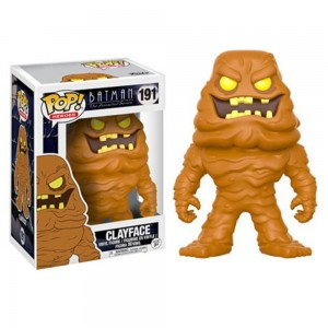 Funko POP! Heroes: Batman: The Animated Series 3.75 inch Vinyl Figure - Clayface