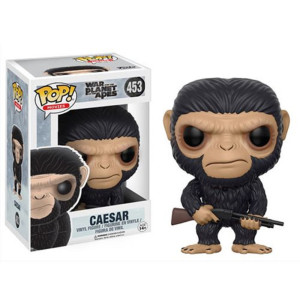 Funko POP! Movies: War of the Planet of the Apes 3.75 inch Vinyl Figure - Caesar