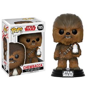 Funko POP! Star Wars: The Last Jedi 3.75 inch Vinyl Figure - Chewbacca