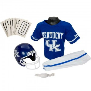 Franklin Sports NCAA Medium Kentucky Deluxe Uniform Set