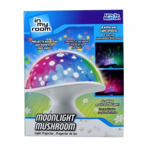 In My Room Moonlight Mushroom Light Projector