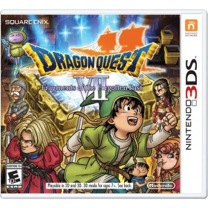 Dragon Quest VII: Fragments of a Forgotten Past for Nintendo 3DS