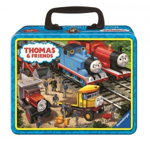 Thomas & Friends Making Repairs Puzzle in a Tin - 35-Piece