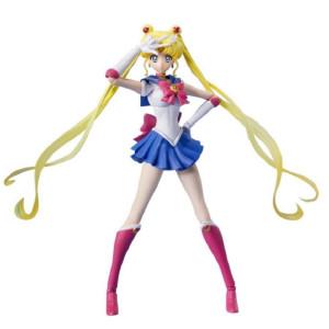 S.H. Figuarts Sailor Moon Action Figure - Pretty Guardian
