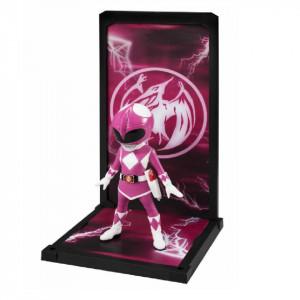 Mighty Morphin Power Rangers: Pink Ranger Tamashii Buddies Mini Figure by Bandai Tamashii Nations