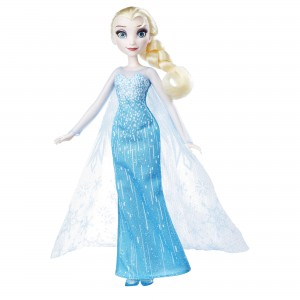 Disney Frozen Classic Fashion Doll - Elsa