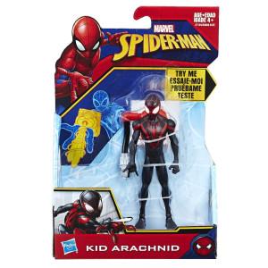 Marvel Spider-Man 6-inch Action Figure - Kid Arachnid