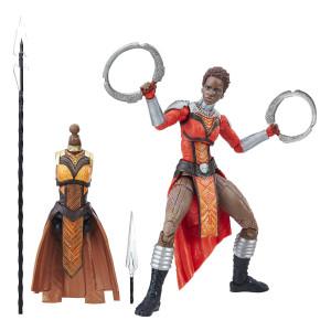 Marvel Black Panther Legends Series 6-inch Action Figure - Marvel's Nakia