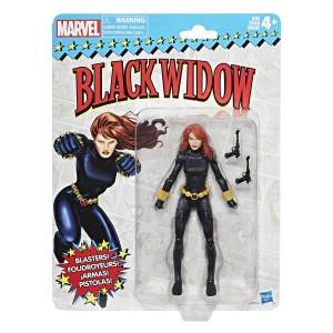 Marvel Retro 6-inch Action Figure - Black Widow