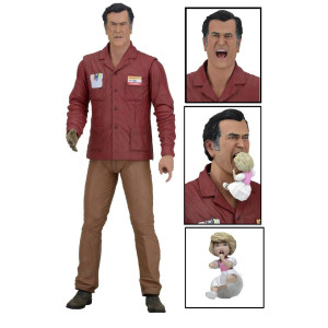 NECA Ash vs Evil Dead Series 1 7 inch Scale Action Figure - Ash Williams (Value Stop)