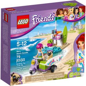 LEGO Friends Mia's Beach Scooter (41306)