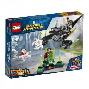 LEGO DC Super Heroes Justice League Superman & Krypto Team-Up (76096)
