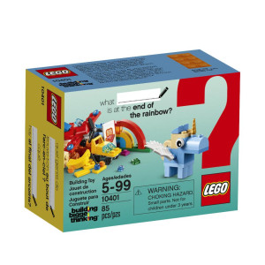 LEGO Building Bigger Thinking Rainbow Fun (10401)