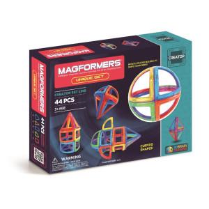 Magformers Unique Creator Construction Set