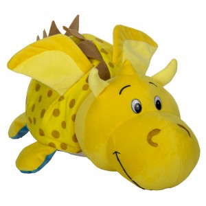 FlipaZoo(TM) Gold Dragon and Unicorn