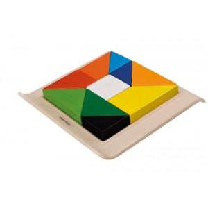 PlanToys Twisted Puzzle