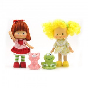 Strawberry Shortcake Retro Doll 2 Pack - Strawberry Shortcake and Lemon Meringue